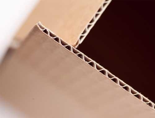 305 x 305 x 121mm Single Wall Cardboard Boxes - 4