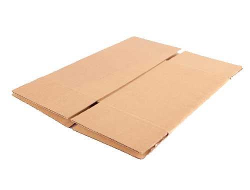 457 x 356 x 356mm Single Wall Cardboard Boxes - 3