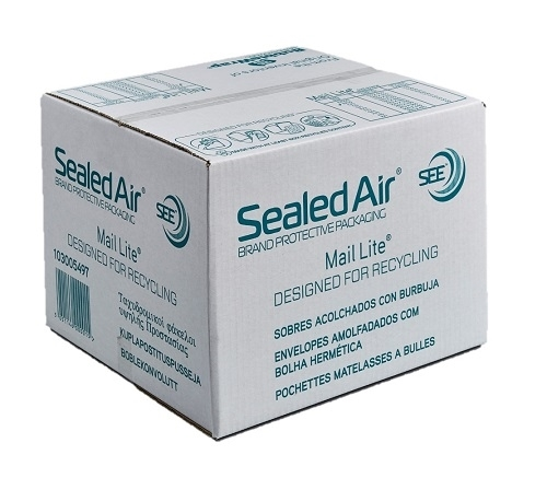 Sealed Air Mail Lite Bags B/00 - White - 2