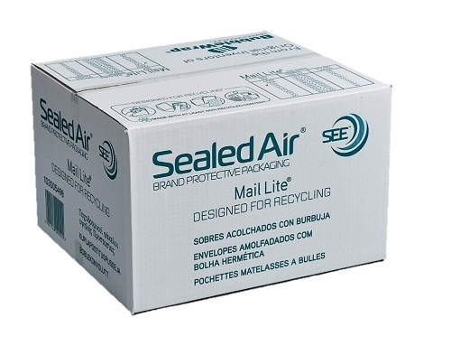 Sealed Air Mail Lite Bags C/0 - White - 2