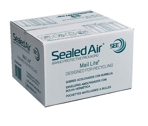 Sealed Air Mail Lite Bags G/4 - White - 2