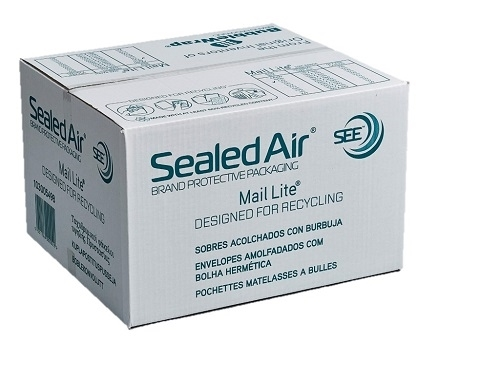 Sealed Air Mail Lite Bags H/5 - White - 2