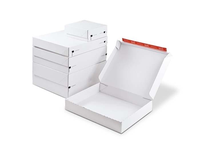 CP 164.242510 Fashion Boxes - White - 2