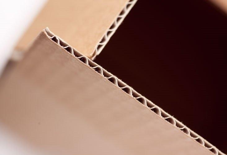 229 x 152 x 152mm Single Wall Cardboard Boxes - 2