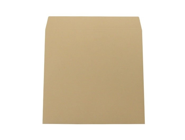 344 x 344mm All Board Envelopes - Brown - 2