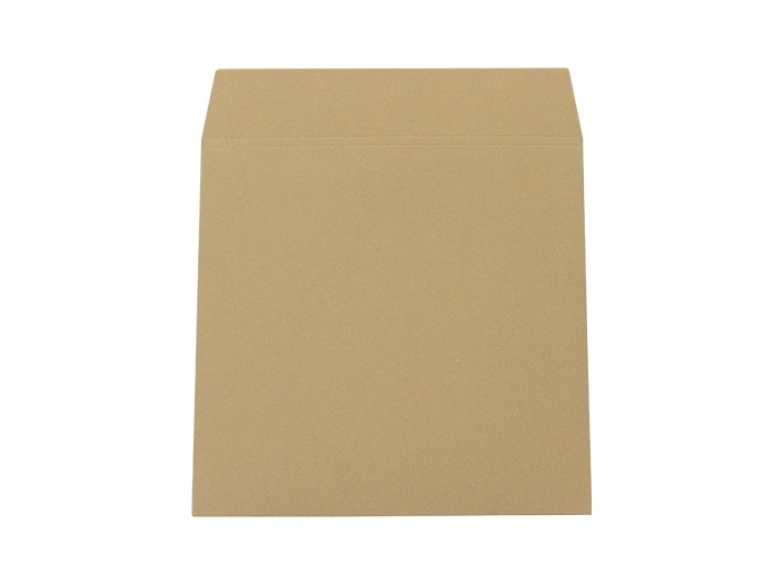 202 x 202mm All Board Envelopes - Brown - 2