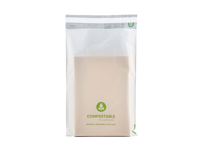 C5 Compostable Mailing Bags - 160 x 230mm - 2