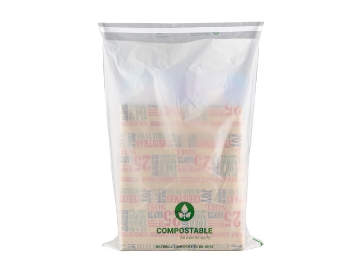 Compostable Mailing Bags - 300 x 420mm - 2