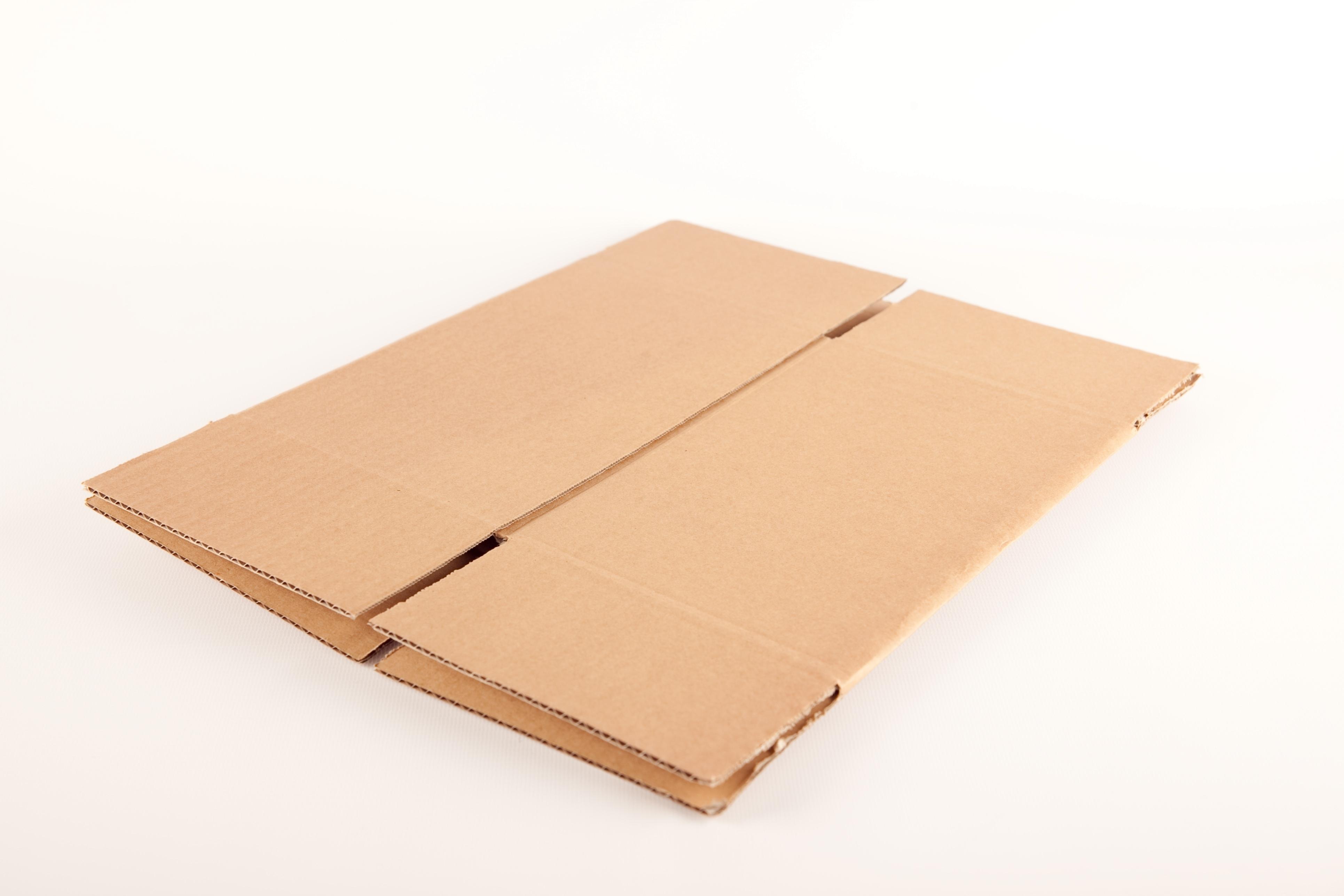 254 x 203 x 152mm Single Wall Cardboard Boxes - 3