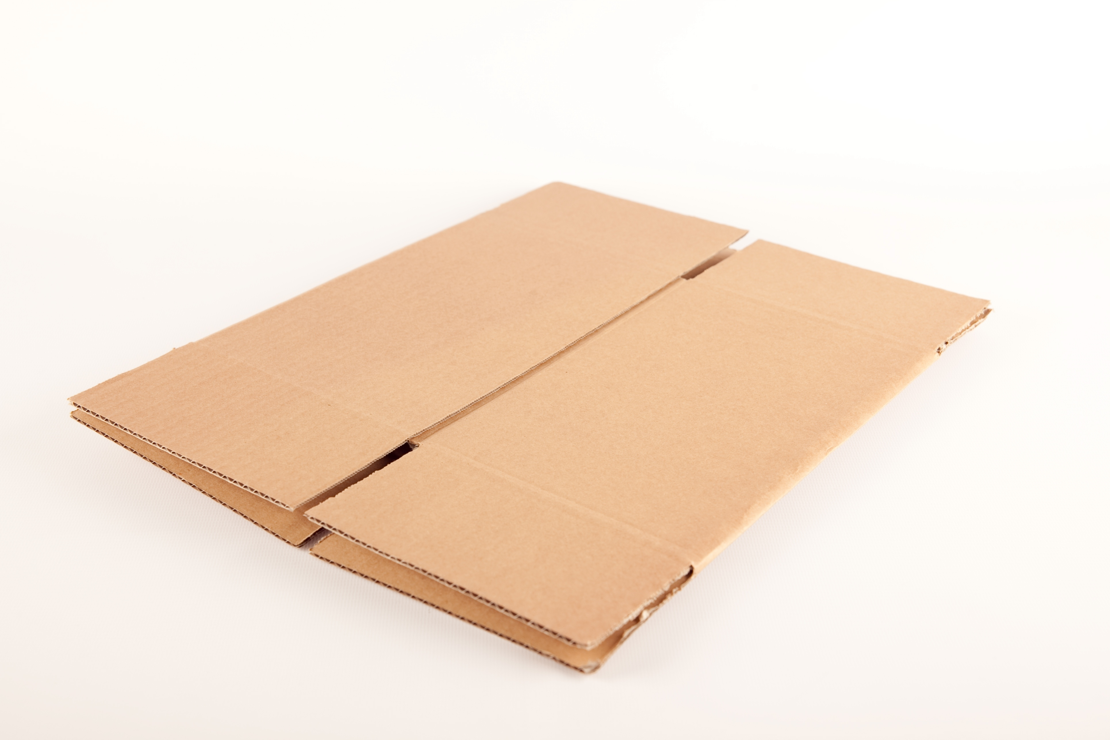 356 x 356 x 356mm Single Wall Cardboard Boxes - 3