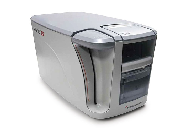 BP222 Manual Water Activated Tape Dispenser