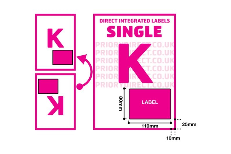 Amazon Packing Slips - Single Style K