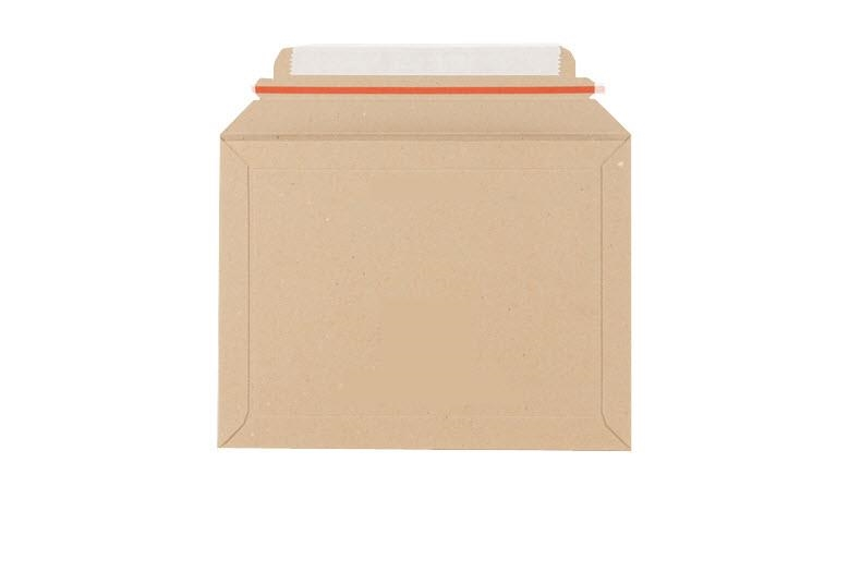 Size 1 MailJacket Cardboard Mailers
