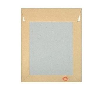 A3 Board Backed Envelopes - Manilla Printed - 3