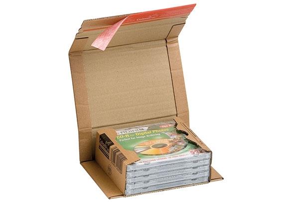 CP 020.01 - ColomPac Book Wraps - 147 x 126 x 55mm