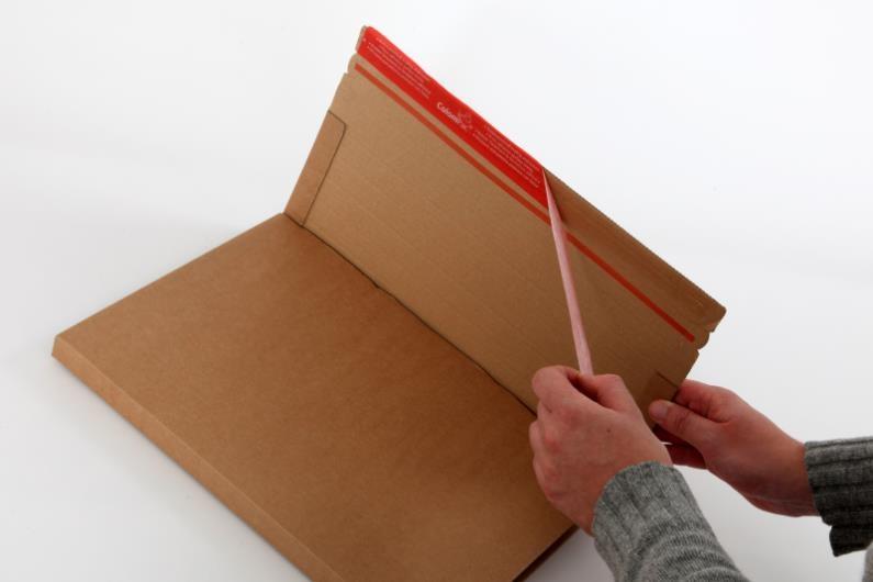 CP 020.01 - ColomPac Book Wraps - 147 x 126 x 55mm - 3