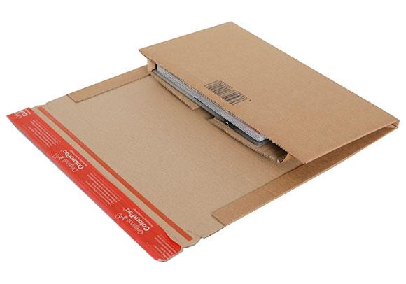 CP 020.17 - ColomPac Book Wraps - 380 x 290 x 80mm - 2