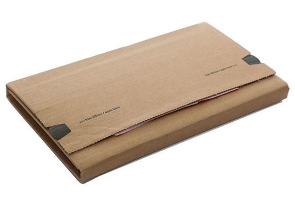 CP 020.17 - ColomPac Book Wraps - 380 x 290 x 80mm - 3
