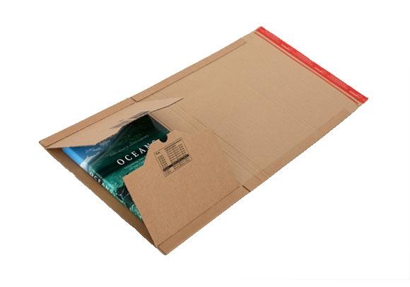 CP 020.18 - ColomPac Book Wraps - 455 x 320 x 70mm