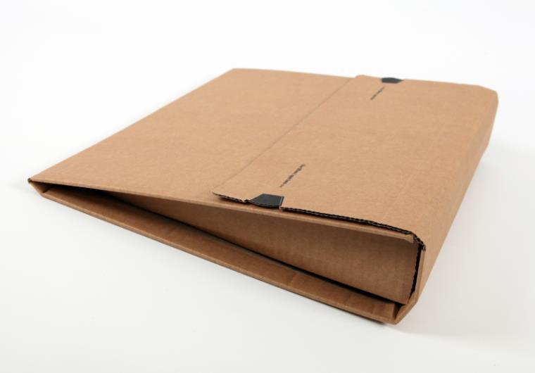CP 050.01 - ColomPac Book Wraps - 320 x 290 x 35-80mm - 5
