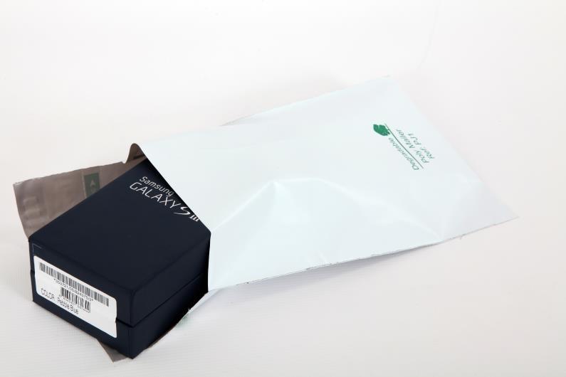 Premium Poly Mailer - 165 x 240mm