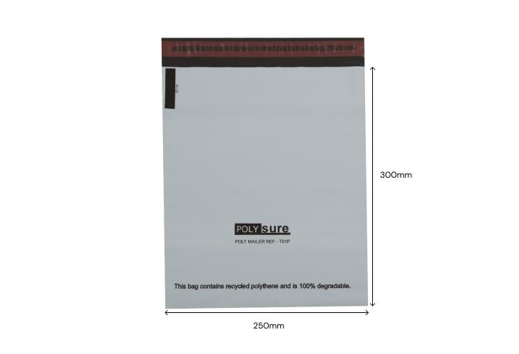 Polysure Poly Mailer - 250 x 300mm