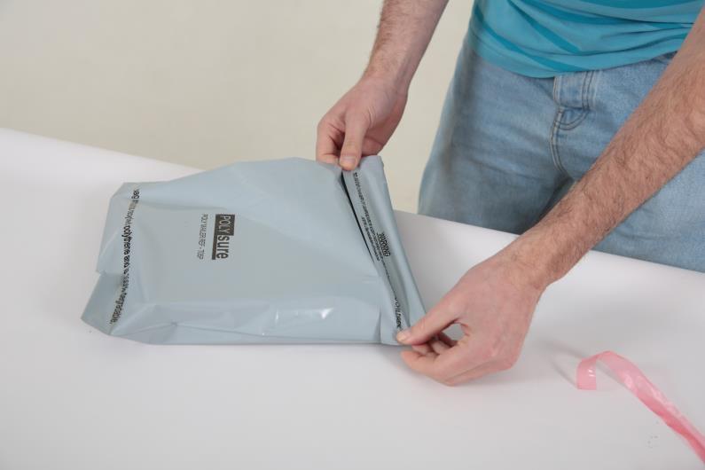 Polysure Poly Mailer - 300 x 350mm - 3