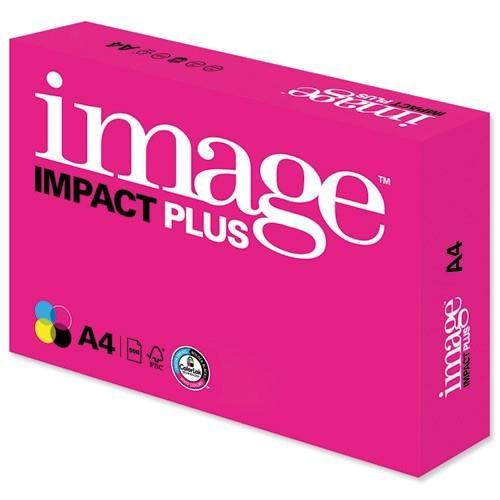 A4 Image Impact Paper Premium FSC - White 90gsm - 2
