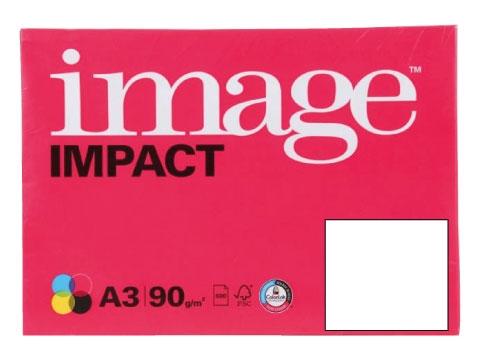 A3 Image Impact Paper Premium FSC - White 90gsm
