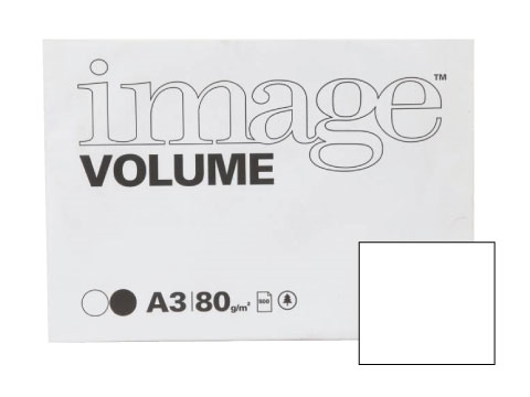 A3 Image Volume Paper - White 80gsm