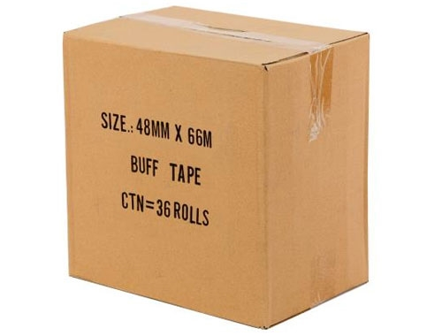 48mm x 66m Brown Packing Tape - 2