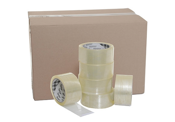3M 309 Low Noise Clear Packing Tape