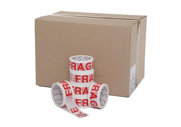 48mm x 66m Fragile Tape