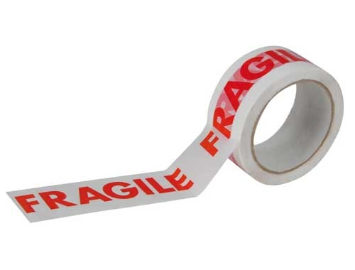 48mm x 66m Fragile Tape - 2