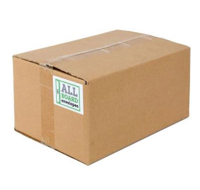 195 x 195mm All Board Envelopes - 2
