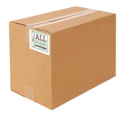 248 x 330mm All Board Envelopes - 2