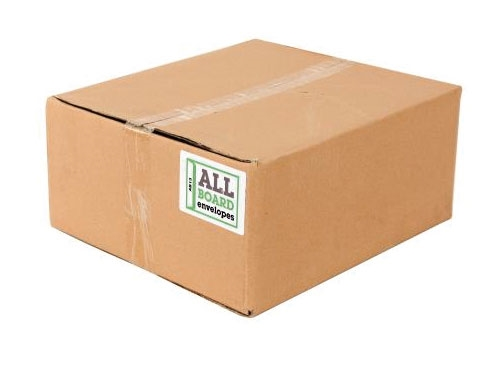 340 x 340mm All Board Envelopes - 2