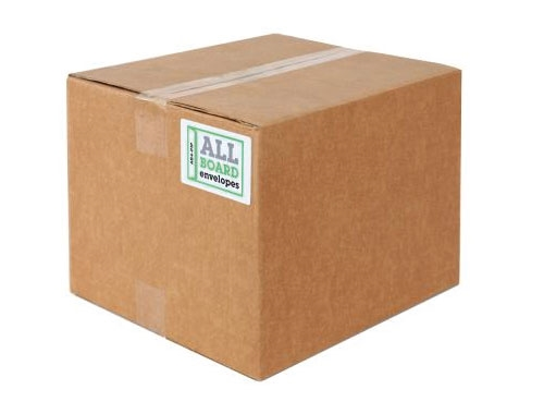 249 x 249mm All Board Envelopes - 2