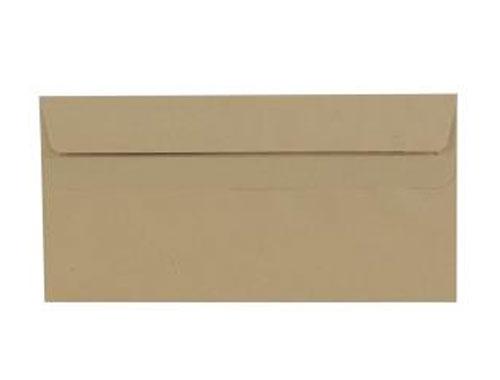 DL Manilla Envelope - Self Seal - Wallet - 80gsm - 3