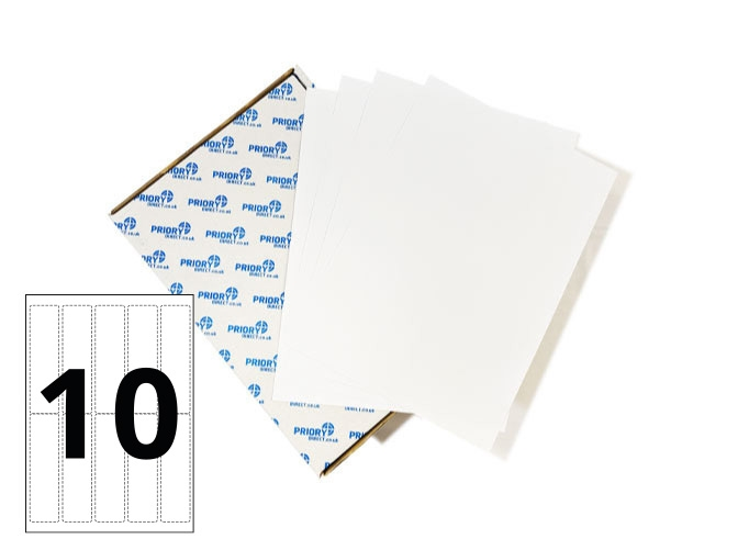 10 Per Sheet SmartStamp Labels