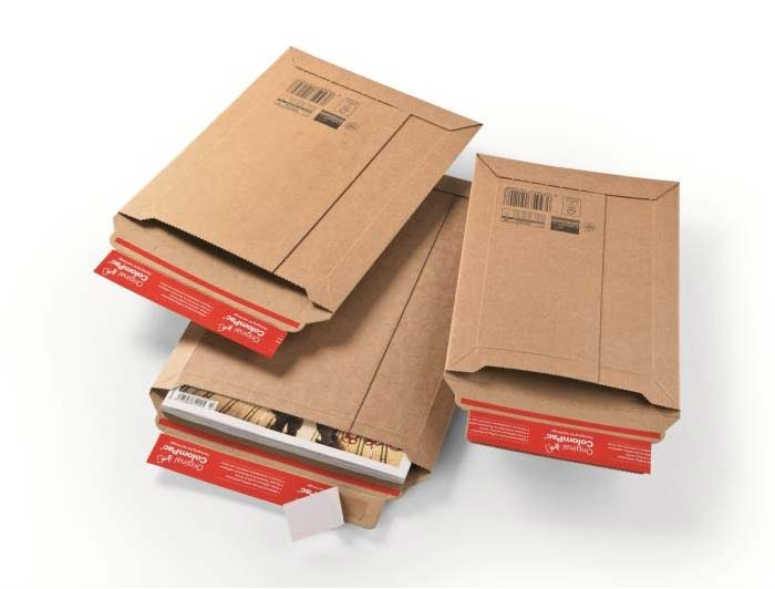 CP 010.02 ColomPac Corrugated Envelopes - 4