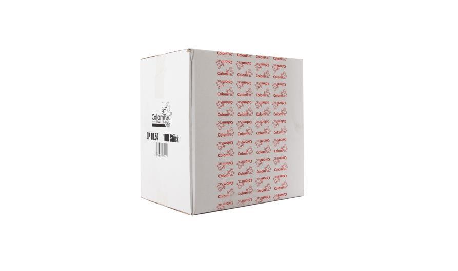 CP 010.54 ColomPac Corrugated Envelopes - White - 2