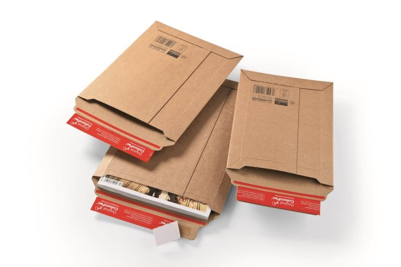 CP 010.08 ColomPac Corrugated Envelopes - 4