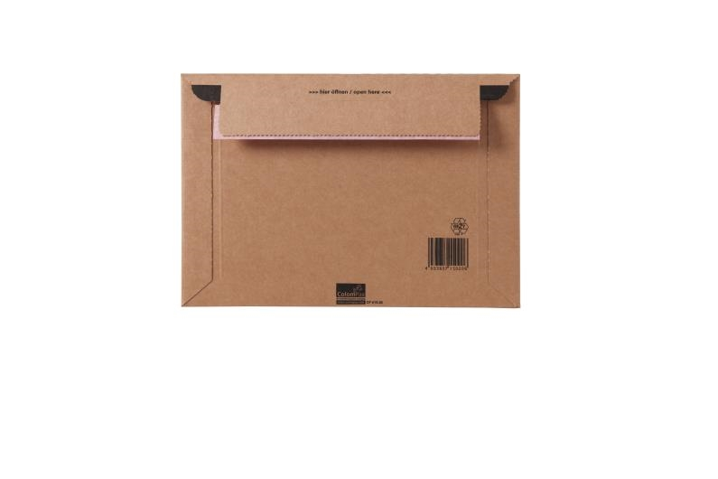 CP 015.02 - ColomPac Landscape Corrugated Envelopes