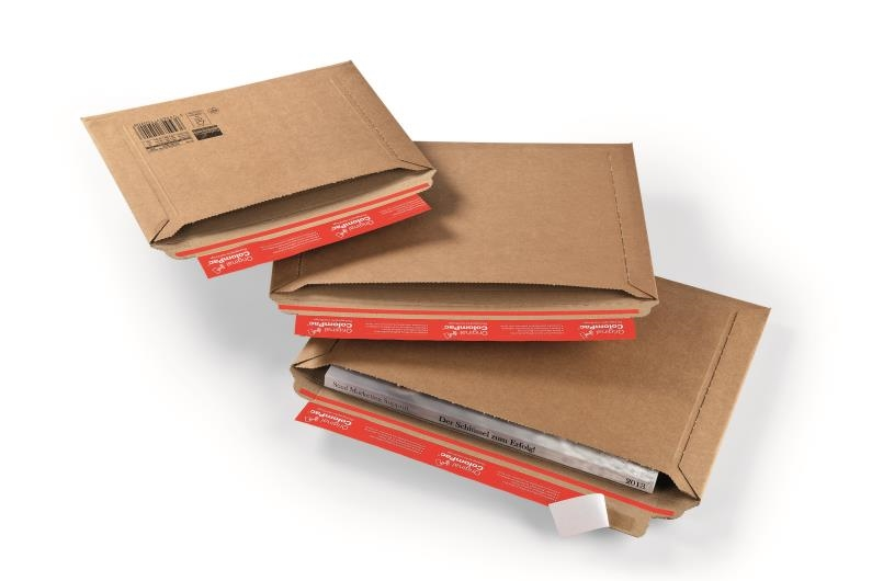 CP 015.02 - ColomPac Landscape Corrugated Envelopes - 4