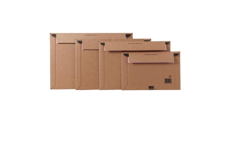 CP 015.02 - ColomPac Landscape Corrugated Envelopes - 5