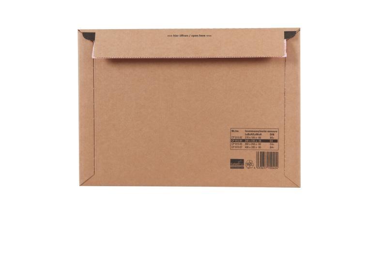CP 015.04 - ColomPac Landscape Corrugated Envelopes