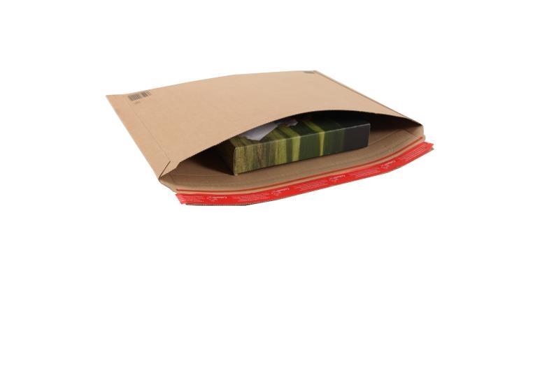 CP 015.04 - ColomPac Landscape Corrugated Envelopes - 3