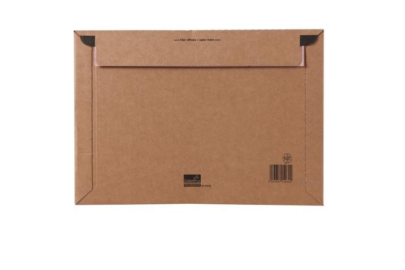 CP 015.06 - ColomPac Landscape Corrugated Envelopes