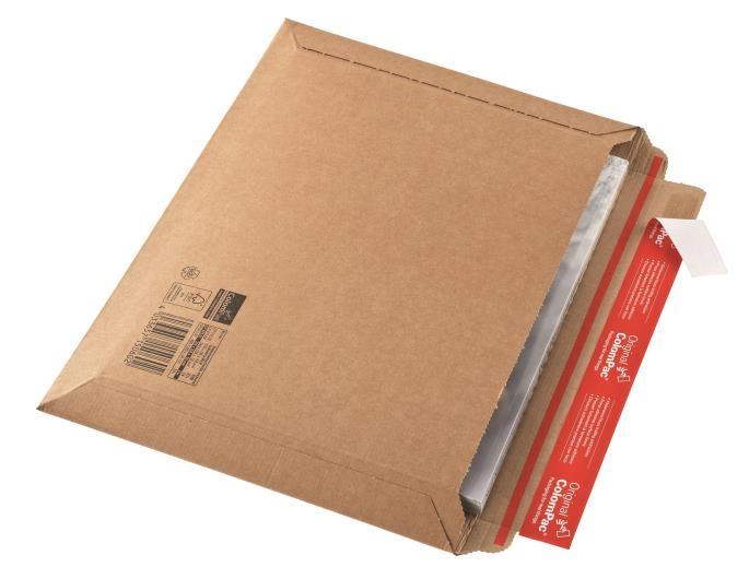 CP 015.06 - ColomPac Landscape Corrugated Envelopes - 3